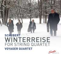 Schubert: Winterreise for String Quartet