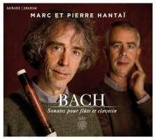 Bach: Sonates pour flute et clavecin