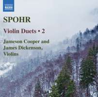 Spohr: Violin Duets Vol. 2