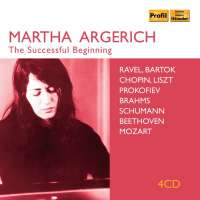 Martha Argerich - The Successsful Beginning