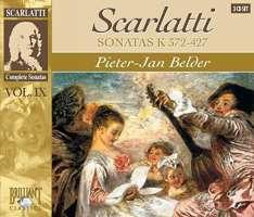 D. Scarlatti: Complete Sonatas Vol. IX