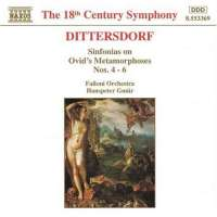 DITTERSDORF: Sinfonias 4 - 6