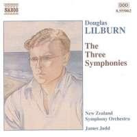 LILBURN: The Three Symphonies