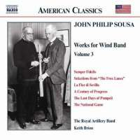 SOUSA: Works for Wind Band vol. 3