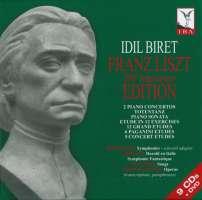 Liszt:: Franz Liszt Edition