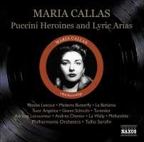 Maria Callas - Puccini Heroines & Lyric Arias
