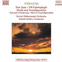 Strauss R.: Don Juan, Till Eulenspiegel, Death and Transfiguration
