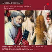 Meder: Sacred Music - Musica Baltica Vol. 7