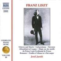 LISZT: Piano Music vol.10