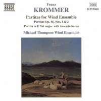 Krommer: Partitas for Wind Ensamble