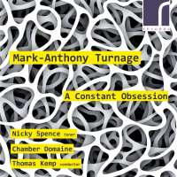 Turnage: A Constant Obsession