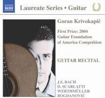 GUITAR RECITAL - GORAN KRIVOKAPIC