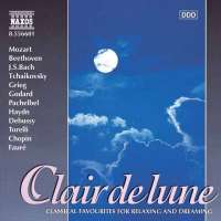 CLAIR DE LUNE - Classical Favourites for Relaxing and Dreaming