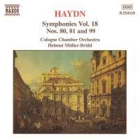 HAYDN: Symphonies nos.80, 81
