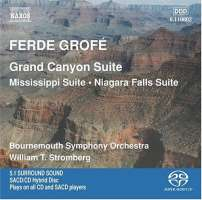 GROFE: Grand Canyon Suite