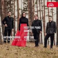 Dvorak & Suk, Josef: Piano Quartets