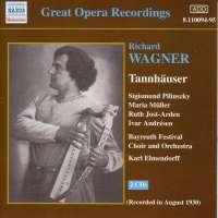 WAGNER: Tannhauser 1930