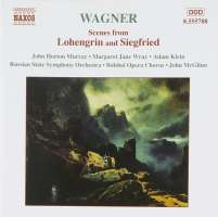 WAGNER: Scenes from Lohengrin and Siegfr