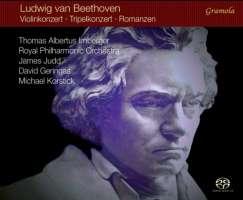 Beethoven: Violin Concerto; Romances for Violin & Orchestra; Triple Concerto