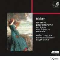 Nielsen: Concerto pour Clarinette