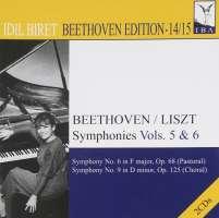 BEETHOVEN: Symphonies, Vol. 5, 6 (Biret Beethoven Edition, Vol. 14, 15)