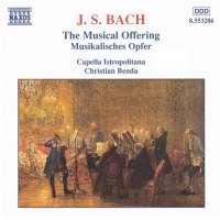 BACH: Musical Offering, BWV 1079