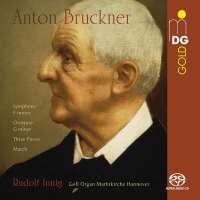 Bruckner: Early Orchestral Works (arranged for organ)