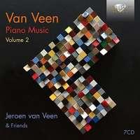 Van Veen: Piano Music Vol. 2