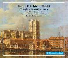 Händel: Complete Piano Concertos