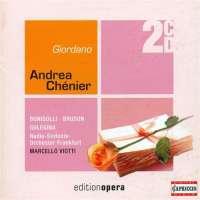 Giiordano: Andrea Chenier