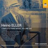 Eller: Complete Piano Music Vol. 6