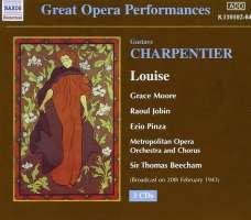 CHARPENTIER: Louise