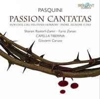 Pasquini: Passion Cantatas