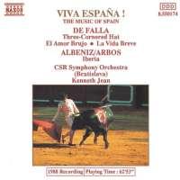 Viva Espana - Music of Spain