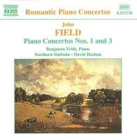 FIELD: Piano Concertos vol. 1