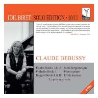 Idil Biret Solo Edition Vol. 10 & 11 - Debussy