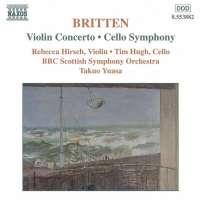 BRITTEN: Violin Concerto, Cello Concerto