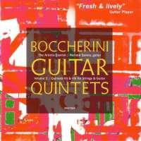 Boccherini: Guitar Quintets vol. 3