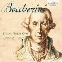 Boccherini: String Trios Op. 6