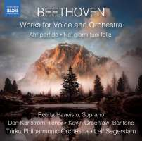 Beethoven: Works for Voice and Orchestra
