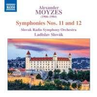 Moyzes: Symphonies Nos. 11 & 12