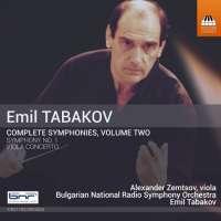 Tabakov: Complete Symphonies Vol. 2