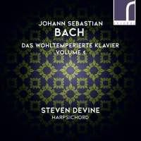Bach: Das Wohltemperierte Klavier Vol. 1