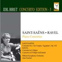 SAINT-SAËNS; RAVEL: Piano Concertos