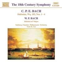 BACH C.P.E.; BACH W.F: Sinfonias
