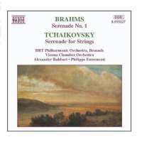 BRAHMS / TCHAIKOVSKY: Serenades