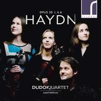 Haydn: String Quartets Op. 20 Vol. 2 - Nos. 1, 4 & 6