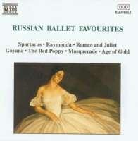 Russian Ballet Favourites