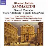 SAMMARTINI: Sacred Cantatas
