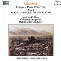 Mozart: Piano Concertos 6, 8 & 19